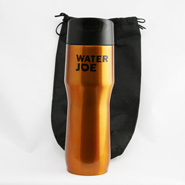 Water Joe orange tumbler