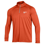 water joe orange quarter zip
