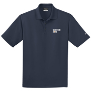water joe navy polo