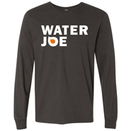 water joe black long sleeve shirt