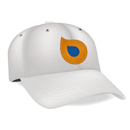 water joe white baseball cap