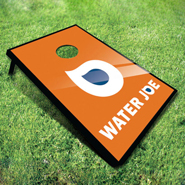 Water Joe cornhole board