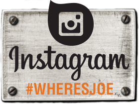Instagram #WheresJoe