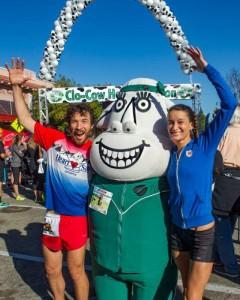 Half Marathon win
