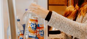 Water Caffeine
